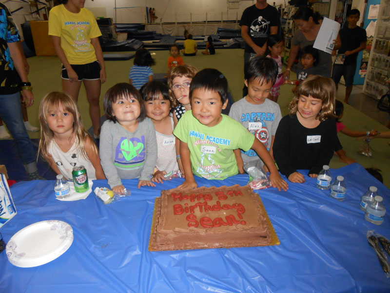 Hawaii Kids Birthday Parties