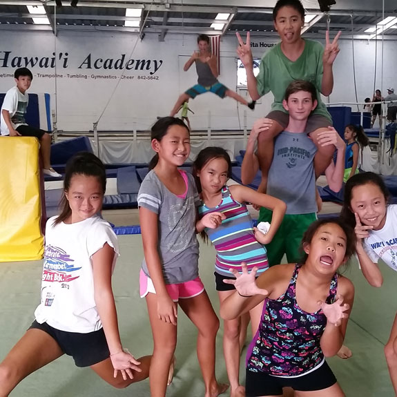 Hawaii Gymnastics and Trampoline