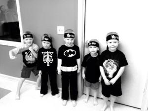 Hawaii Ninja Zone Classes