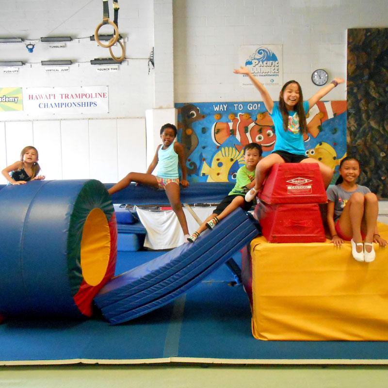 Hawaii Open Gym