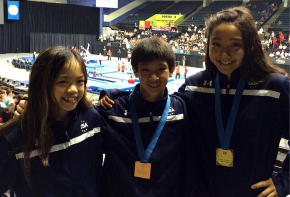 Hawaii Trampoline Team